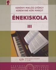 Kerényi: Énekiskola 3.