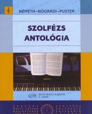 Németh-Nógrádi-Puster: Szolfézs antológia
