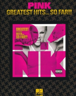 Pink: Greatest Hits... So far - ének-zongora-gitár