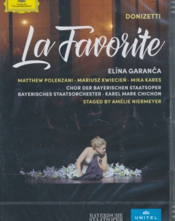 Geatano Donizetti: La Favorite - 2 DVD
