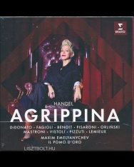 Georg Friedrich Händel: Agrippina - 3 CD