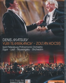 Denis Matsuev live from the Annecy Classic Festival - DVD