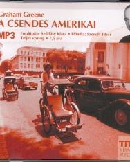 Graham Greene: A csendes amerikai - MP3  Szervét Tibor előadásában