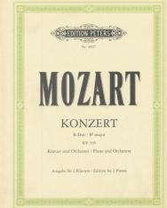 Wolfgang Amadeus Mozart: Concerto for Piano K. 595 (2 zongora)