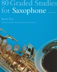 80 Graded Studies for Saxophone (Book II. 47-80)