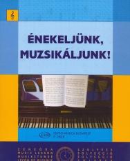 Énekeljünk, muzsikáljunk! (Irsai - Agócsy Szolfézs példatár alsófok 4. kötet)