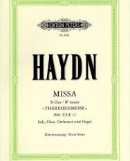 Joseph Haydn: Theresienmesse - zongorakivonat