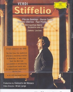 Giuseppe Verdi: Stiffelio DVD
