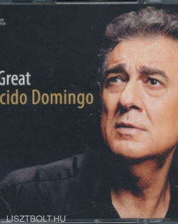 Plácido Domingo: The Great Plácido Domingo - 3 CD