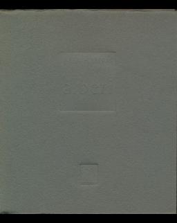 Hamvas Béla: Alberi (A fák olasz nyelven)