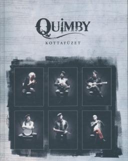 Quimby kottafüzet (ének-zongora-gitár)