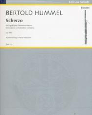 Bertold Hummel: Scherzo - fagottra, zongorakísérettel (op. 13e)