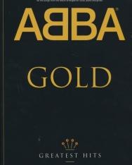 Abba Gold - Greatest Hits (ének-zongora-gitár)