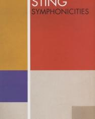 Sting: Symphonicities -  ének-zongora-gitár
