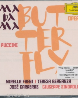 Giacomo Puccini: Madama Butterfly - 2 CD