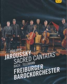 Bach/Telemann Sacred Cantatas - DVD