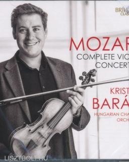 Wolfgang Amadeus Mozart: Complete Violin Concertos - 2 CD