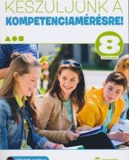 Készüljünk a kompetenciamérésre! Német nyelv 8. évfolyam (MX-1207)