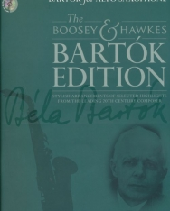 Bartók Edition for Alto Saxophone (+ CD)