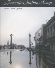 Favorite Italian Songs - ének-zongora-gitár