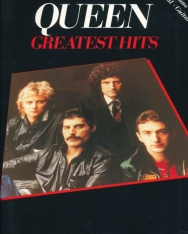 Queen: Greatest Hits (ének-zongora-gitár)
