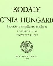 Kodály Zoltán: Bicinia Hungarica 4.