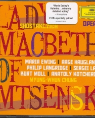 Dmitri Shostakovich: Lady Macbeth of Mtsensk 2 CD