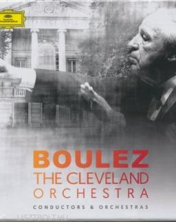 Pierre Boulez - Cleveland Orchestra 8 CD