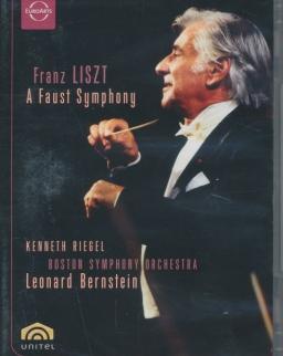Liszt Ferenc: Faust Symphony - DVD