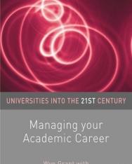 Managing Your Academic Career