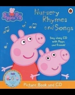 Peppa Pig: Nursery Rhymes and Songs with Audio CD