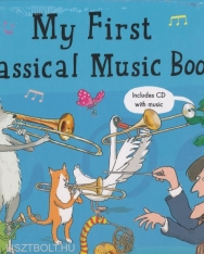 My First Classical Music Book + CD