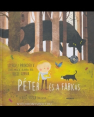 Péter és a farkas (CD-melléklettel)
