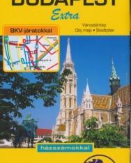 Budapest Extra Map 1:30000