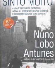Nuno Lobo Antunes: Sinto Muito