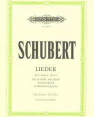 Franz Schubert: Lieder I. tiefe (neue Ausgabe)