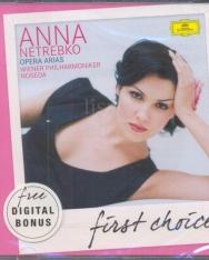 Anna Netrebko: Opera arias (Mozart, Berlioz, Massenet, Donizetti, Bellini, Gounod, Puccini, Dvorák)