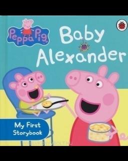Peppa Pig - Baby Alexander - My First Storybook