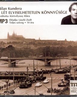 Milan Kundera: A lét elviselhetetlen könnyűsége MP3 - László Zsolt előadásában