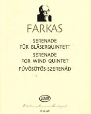 Farkas Ferenc: Fúvósötös-szerenád