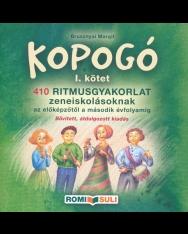 Kopogó I. - 300 ritmusgyakorlat zeneiskolásoknak az előképzőtől a második évfolyamig
