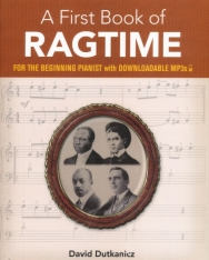 First Book of Ragtime (easy piano, with downloadable MP3s)