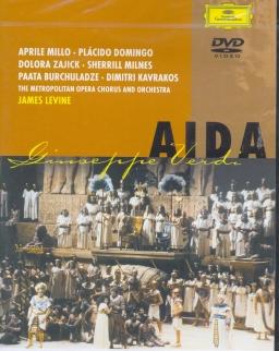 Giuseppe Verdi: Aida DVD