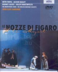 Wolfgang Amadeus Mozart: Le Nozze de Figaro DVD