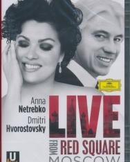 Anna Netrebko & Dmitri Hvorostovsky - Live from the Red Square Moscow - DVD