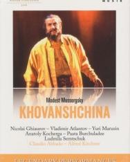 Modest Mussorgsky: Khovanshchina - DVD