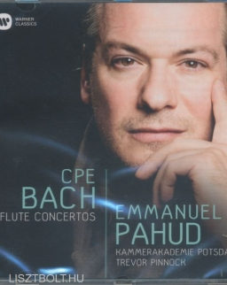Carl Philipp Emanuel Bach: Flute concertos