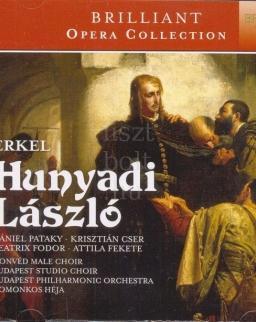 Erkel Ferenc: Hunyadi László - 2 CD (2012, Erkel Színház)