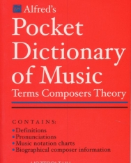 Alfred's Pocket Dicitonary of Music (Terms, Composers, Theory)
