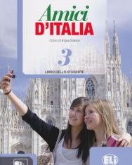 Amici D'Italia 3 Libro dello Studente
